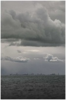 Storm at the Port photo print