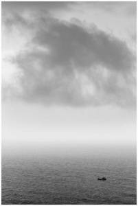 Adventurous soul seascape photo print