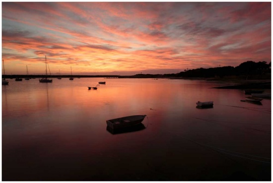 Apollo Bay Rising sunrise photo print
